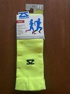 Injinji Tech + Compression socks, Size XLarge SRP $50.