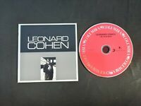 I'm Your Man CD From The Leonard Cohen Complete Studio Albums Collection