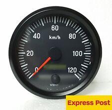 VDO COCKPIT INTERNATIONAL SPEEDO 12v 24v 120kph 100mm  AUTOMOTIVE  437055011