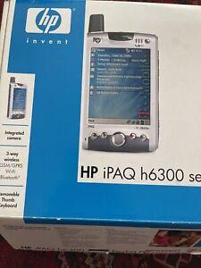 HP Ipaq H6300 Series Pocket Pc TMoblie  Rare Open Box