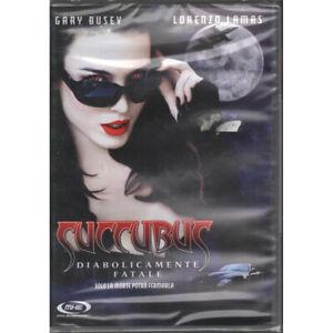 Succubus - Diabolicamente Fatale DVD Gary Busey /  Lorenzo Lamas Sigillato