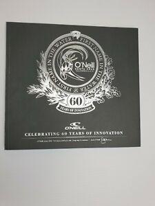 O'neill Santa Cruz Celebrating Years Of Innovation Book