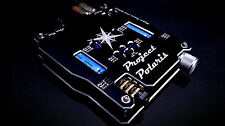 PROJECT POLARIS SS HEADPHONE AMPLIFIER / PRE AMP / ALUMINUM CNC'ED CHASSIS!