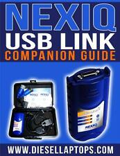 Nexiq USB Link Companion Guide - Troubleshooting Fix Connectivity Issues 125032