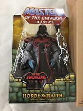 New 2016 MOTU Horde Wraith MOTUC Shadow Weaver Hordak In Hand MOC 2 DAY GET