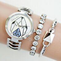 Just Cavalli JC1L045M0055 magnifica armbanduhr damenuhr  farbe silber  neu