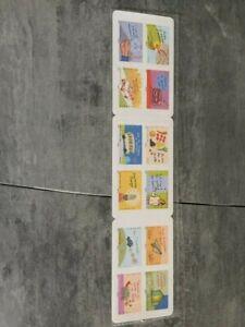 Carnet timbres adhésifs neuf France N°BC965 YT Eco Geste non plié Année 2014