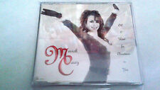 """MARIAH CAREY """"ALL I WANT FOR CHRISTMAS IS YOU"""" CD SINGLE 3 TRACKS"""