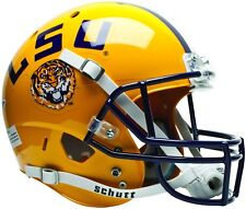 LSU TIGERS NCAA Schutt XP Full Size REPLICA Football Helmet