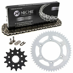 Sprocket Chain Set for Husaberg FE501 14/52 Tooth 520 Rear Front Combo Kit