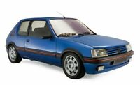 NOREV 184856 PEUGEOT 205 GTi 1.9 diecast model road car Miami blue 1992 1:18th