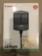 Canon CA-PS400 Compact Power Adapter Charger Minty!