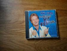 CD Div. Interpreten Uwe Hübner präs. Das Deutsche Hit-Festival CD 3