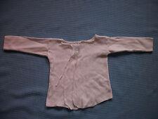 Baby Hemd Unterhemd Unterhemdchen Gr.58 1980er Jahre DDR weiß Langarm getragen