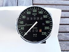 BMW R 100 CS S T RS /7 TACHIMETRO SPEEDOMETER MOTOMETER CIFRE VERDI GAUGE W 670