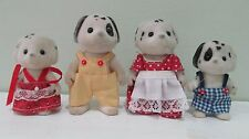 DALMATION FAMILY IN GOOD CONDITION