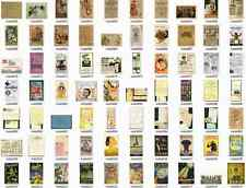 * VINTAGE EASTER 1,500 HOLIDAY ART PRINTS IMAGES GRAPHICS COLLECTION on CD