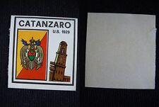 ***CALCIATORI PANINI 1969/70***  SCUDETTO CATANZARO