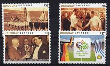 Germany Football Soccer FIFA WORLD CUP URUGUAY Sc#2128/3 PHOTOS OF 1ST WC 1930