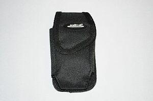OEM Magellan eXplorist GC & 310 Handheld GPS Belt Clip Carry Case, Black -- NEW