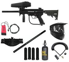 NEW Tippmann A-5 Sniper Paintball Marker Gun Package A5 HPA/N2 W/Sniper Barrel