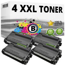 4x Toner für Brother TN-3480 HL-L5000d L5100dn L5200dw L6250dn L6300dw L6400dw
