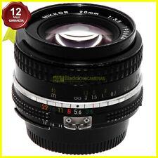 Nikon AI-S Nikkor 20mm f3,5 Obiettivo grandangolare per fotocamere reflex 20/3,5