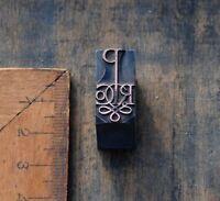 Kupferdruckstock Galvano Klischee Art Nouveau Deco Jugendstil Druckstock Druck