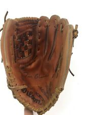 "Wilson A2654 Tom Glavine 11"" Baseball Glove Mitt Right Handed EUC"