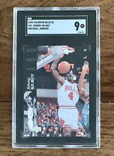 1993-94 Upper Deck SE #JK1 JOHNNY KILROY Michael Jordan Basketball Card Mint 9