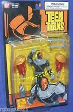 Teen Titans 5 Inch Battle Action Slade New Factory Sealed 2005