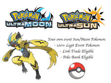 Pokemon Ultra Sun And Moon Fura City 2018 Movie Japanese Event Pokemon Zeraora