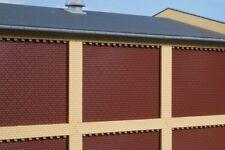 Auhagen kit 80417 NEW HO 28 DECORATIVES CREAM BRICK PIECES