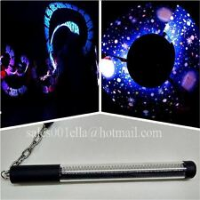 Cool full color led 50 pixels visual poi led programmable magic stick for stage