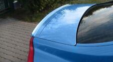 For S60 MK1 Rear Boot Spoiler Trunk Lip Wing Trim Lid Tuning  Fiberglass style