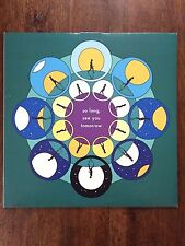 Bombay Bicycle Club So Long, See You Tomorrow Vinyl LP Vagrant Records VR4188