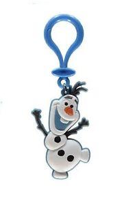 Disney Frozen Olaf Keyring Luggage Tag