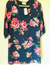 NWT Everly  Dress Size Small S Party Cocktail Black New Boutique