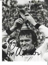 Von nationalen Fußballern Autogrammfotos & unzertifiziert im Original