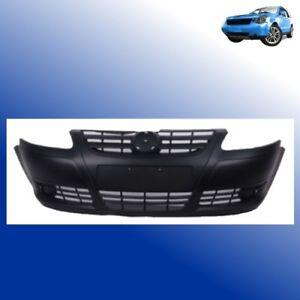 Stoßstange vorne lackierbar ohne Nebel für VW Fox 5Z1 Baujahr 2005-2011