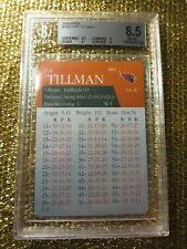 Pat Tillman 2000 APBA Arizona cardinals NFL Game BGS 8.5 ROOKIE