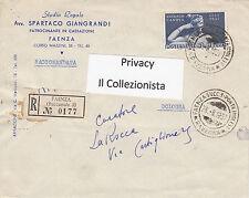 (3) 1957 (15 Luglio) 2° Centenario Della Nascita di Antonio Canova Lire 80