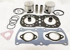 Top End Rebuild Kit Moto-Ski 340 Nuvik 75-79 Ski-Doo Everest TNT 59.5mm (STD)
