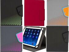 "M-Edge Universal SM Folio Cover Case w/ Elastic Straps for 7"" - 8 inch  Tablets"