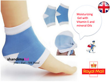 Moisturising Heel Fabric Gel SPA Socks Cracked Dry Heel Moisture Rich Therapy