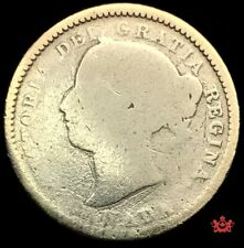 1887 Canada 10 Cents - G4 - Cleaned • Trend 55$ Lot#1553P