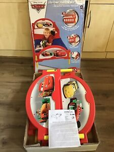 Disney Cars Lightning Mcqueen Toddler Bed See Rear Picture For Bed Dimensions