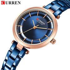 CURREN Women Watches Luxury Bracelet Wristwatch for Ladies Girls Business Watch
