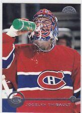 MINT! 1996-97 LEAF NO. 182 JOCELYN THIBAULT MONTREAL CANADIENS