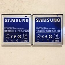 2 Pieces: OEM Original Samsung Galaxy S i500 Fascinate Blue Battery Lot